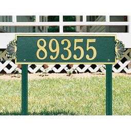 WH2981 Vertical Plaques