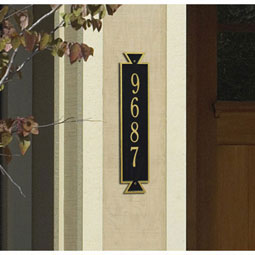 WH3003 Address Plaques