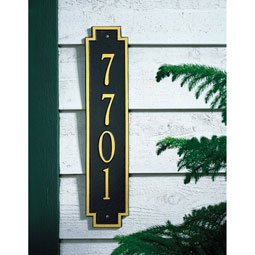 WH3005 Vertical Plaques