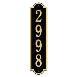 WH2998 Address Plaques
