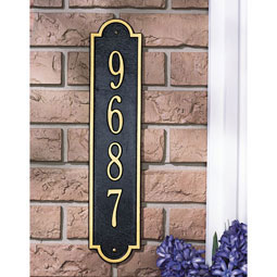 WH3007 Address Plaques