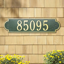 WH2990 Vertical Plaques