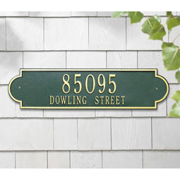 WH2999 Vertical Plaques