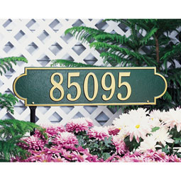 WH2995 Vertical Plaques