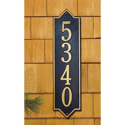 WH2984 Vertical Plaques