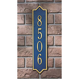 WH3009 Vertical Plaques