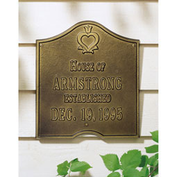 WH2204 Specialty Plaques