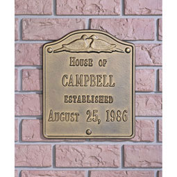 WH5009 Specialty Plaques