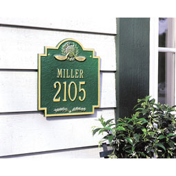 WH6014 Specialty Plaques