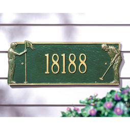 WH6011 Specialty Plaques