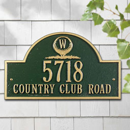 WH1495 Specialty Plaques