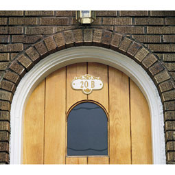 WH1574 Address Plaques
