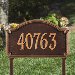 WH1296 Classic Plaques