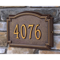 WH1290 Classic Plaques