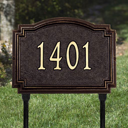 WH1292 Classic Plaques