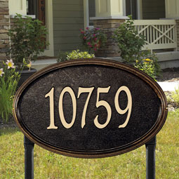 WH1302 Classic Plaques