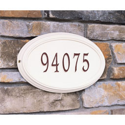 WH1298 Classic Plaques