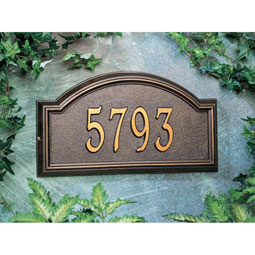 WH1304 Classic Plaques