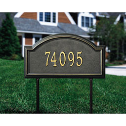 WH1306 Classic Plaques