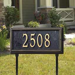 WH1314 Classic Plaques