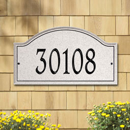 WH5642 Carved Stone Plaques
