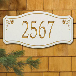 WH5605 Carved Stone Plaques