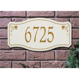 WH5604 Carved Stone Plaques