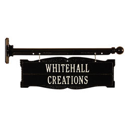 WH8023 Hanging Plaques & Address Signs