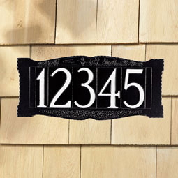 WH9004 Hanging Plaques & Address Signs