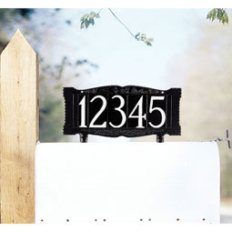 WH9002 Hanging Plaques & Address Signs