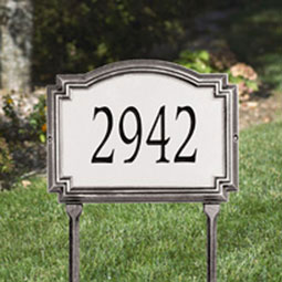 WH5675 Reflective Plaques