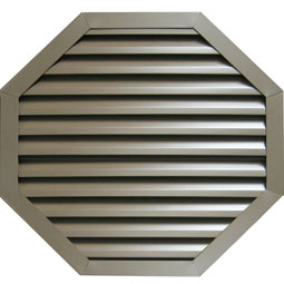 GVAOT Aluminum Gable Vents