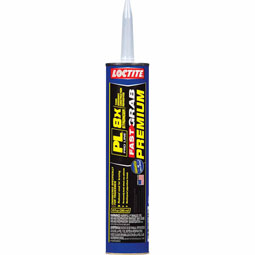 Loctite PL Premium Advanced Polyurethane Construction Adhesive - Tan, 10 fl. oz.