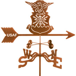 VSAFOL Military Weathervanes