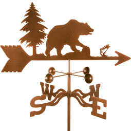 VSBEAR Wildlife Weathervanes