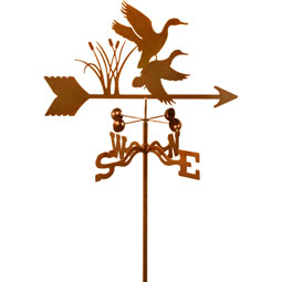 VSDUCK Birds and Butterfly Weathervanes