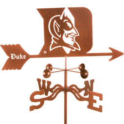 VSDUKE Collegiate Weathervanes