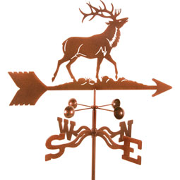 VSELKW Wildlife Weathervanes