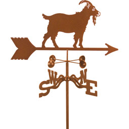 VSGOAT Wildlife Weathervanes