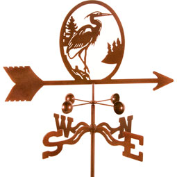 VSHBIR Birds and Butterfly Weathervanes