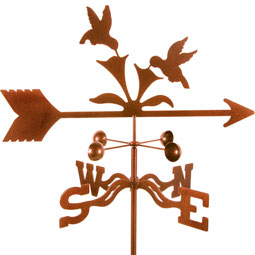 VSHUMM Birds and Butterfly Weathervanes