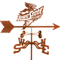 VSIAST Collegiate Weathervanes