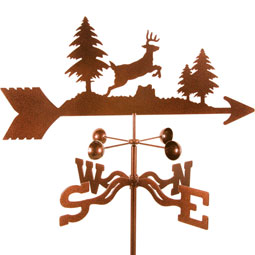 VSJDEE Wildlife Weathervanes