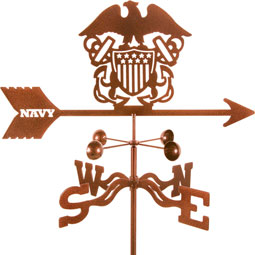 VSNAVY Military Weathervanes