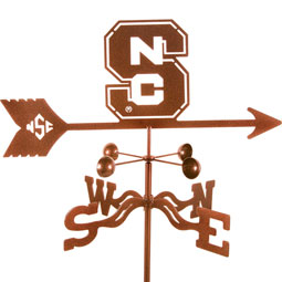 VSNCST Collegiate Weathervanes