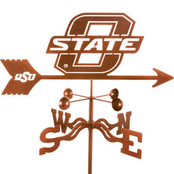 VSOKST Collegiate Weathervanes