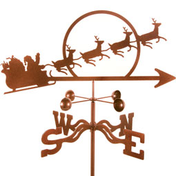 VSSANT Seasonal Weathervanes