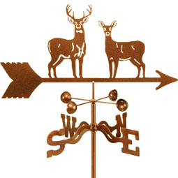 VSSDEE Wildlife Weathervanes