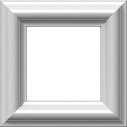 PNL08X08AS-01 Wainscot Paneling Trim Components