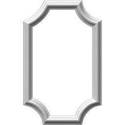PNL12X20AS-02 Picture Frame Panels